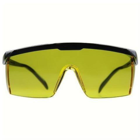 eaa5e150f8648 Óculos Lente Amarela De Segurança E Para Dirigir A Noite ...