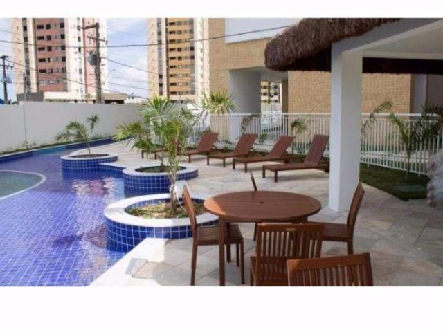Apartamento no Condomínio Aquarelle Club, com 3 Qtos, 1 Suite, 2 vagas/garagens cobertas