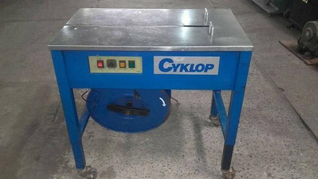Arqueadora de fita Cyklop SP4 semi automatica