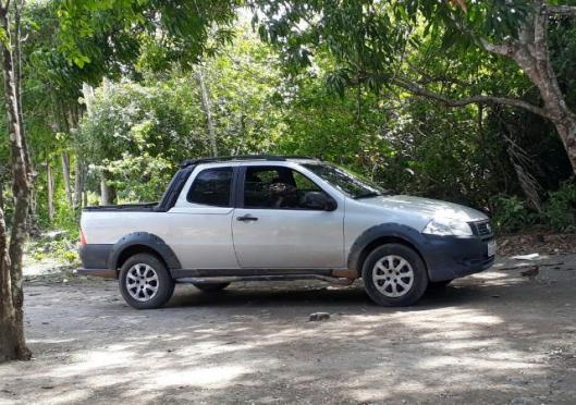 Fiat Strada CD 2012/2013