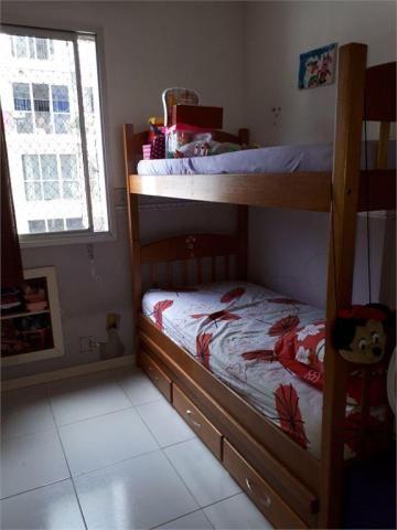Apartamento à venda com 2 dormitórios em Rio comprido, Rio de janeiro cod:350-IM393116 - Foto 12