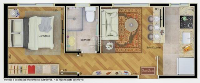 Apartamento à venda com 1 dormitórios em São francisco, Curitiba cod:152568 - Foto 6