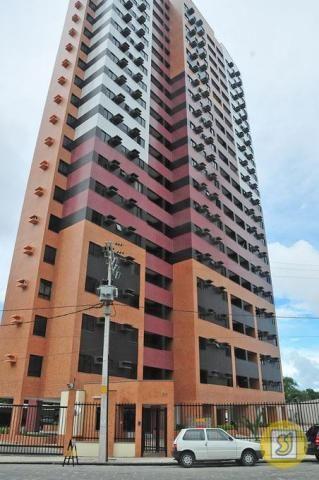 Apartamento para alugar com 3 dormitórios em Parque iracema, Fortaleza cod:27612