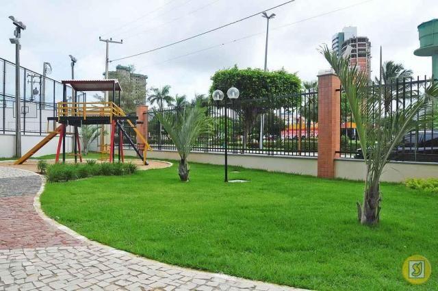 Apartamento para alugar com 3 dormitórios em Parque iracema, Fortaleza cod:27612 - Foto 4