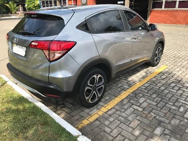 Honda HR-V EX banco de couro, impecável! - Foto 5