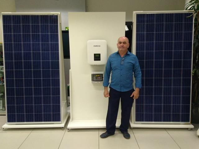Energia solar, estamos prontos é só chamar!