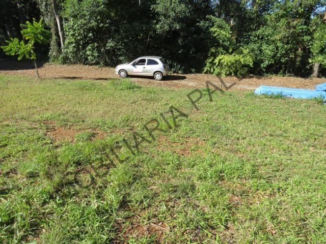 REF 2138 Terreno 450 m² frente área verde do condomínio, Imobiliária Paletó - Foto 6