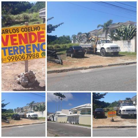 Terreno Excelente na Beira de rua no Bairro Ogiva em Cabo Frio!!!! - Foto 2