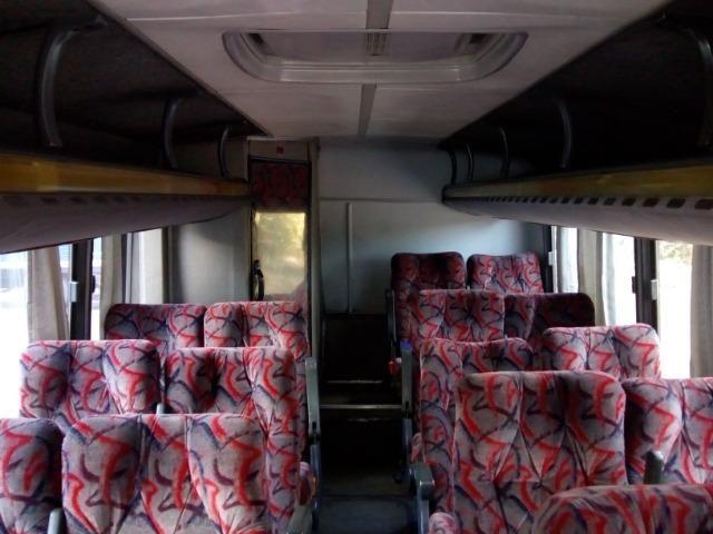 Ônibus rodoviário Comil 3.45 motor Mercedes O400 eletrônico ano 2000 46 lugares soft - Foto 8
