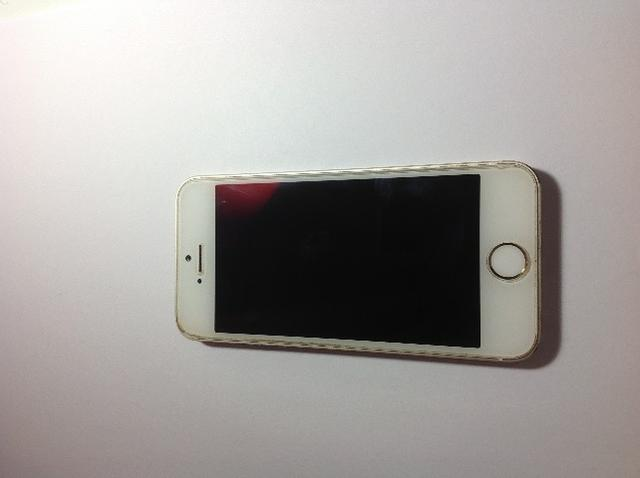 Vendo iPhone 5s dourado - Foto 4