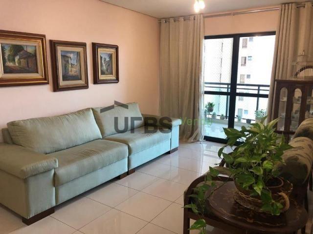 Apartamento com 3 dormitórios à venda, 134 m² por R$ 600.000,00 - Setor Bueno - Goiânia/GO - Foto 10