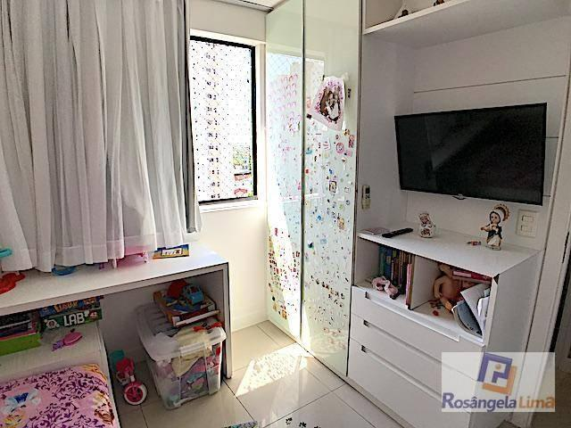 Apartamento com 3 dormitórios à venda, 70 m² por r$ 375.000,00 - engenheiro luciano cavalc - Foto 13