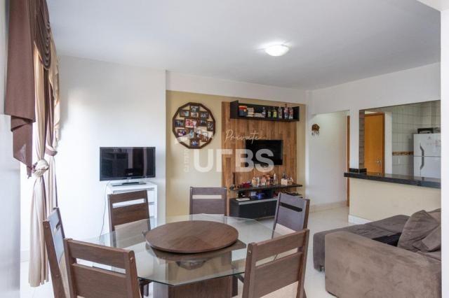 Apartamento com 1 dormitório à venda, 54 m² por r$ 180.000 - setor dos afonsos - aparecida - Foto 5
