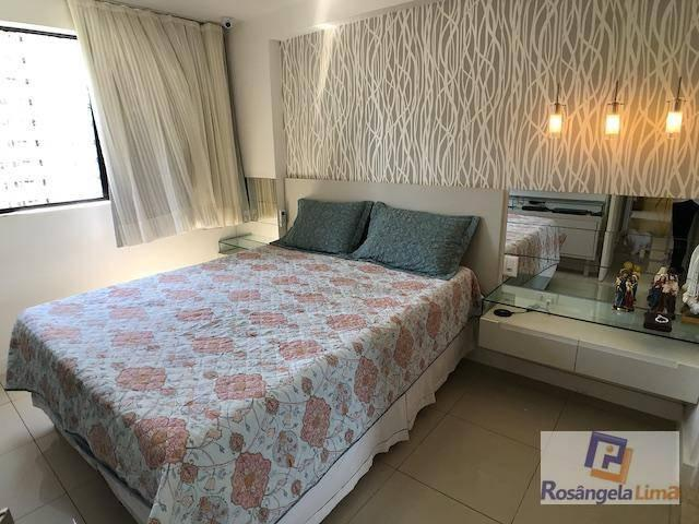 Apartamento com 3 dormitórios à venda, 70 m² por r$ 375.000,00 - engenheiro luciano cavalc - Foto 9