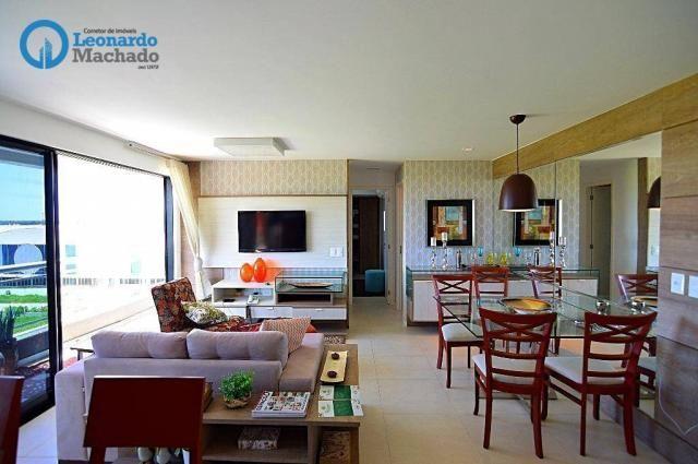 Apartamento residencial à venda, Engenheiro Luciano Cavalcante, Fortaleza. - Foto 7