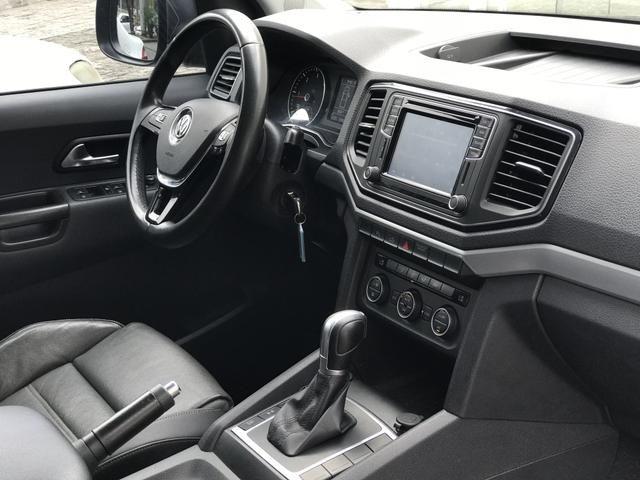 Volkswagen amarok highline tdi 4x4 at 2017, diesel - Foto 16