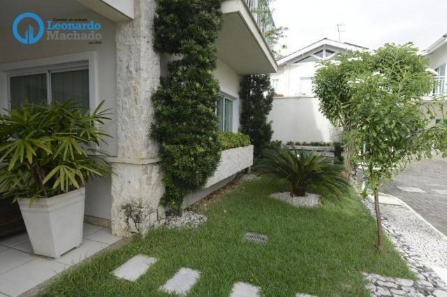 Casa com 4 dormitórios à venda, 335 m² por R$ 1.390.000 - Cambeba - Fortaleza/CE - Foto 17
