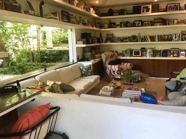 Casa para alugar, 700 m² por r$ 18.000,00/mês - jardim botânico - rio de janeiro/rj - Foto 10