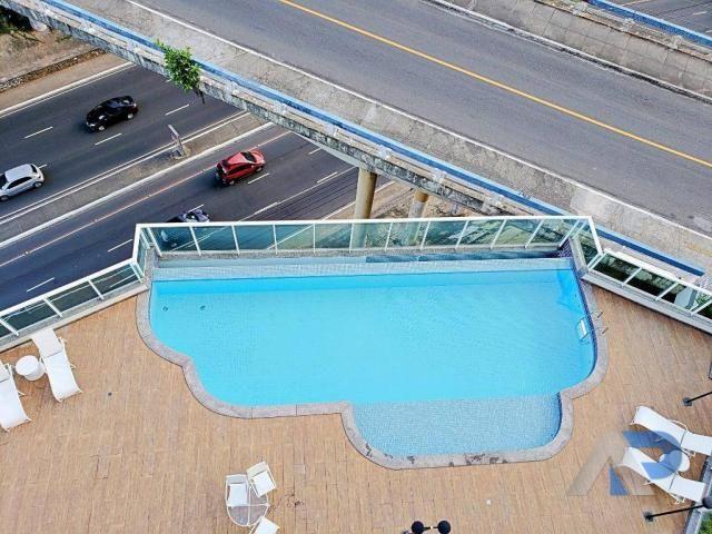 Apartamento com 3 dormitórios à venda, 106 m² por r$ 550.000 avenida cardeal da silva, 182 - Foto 9