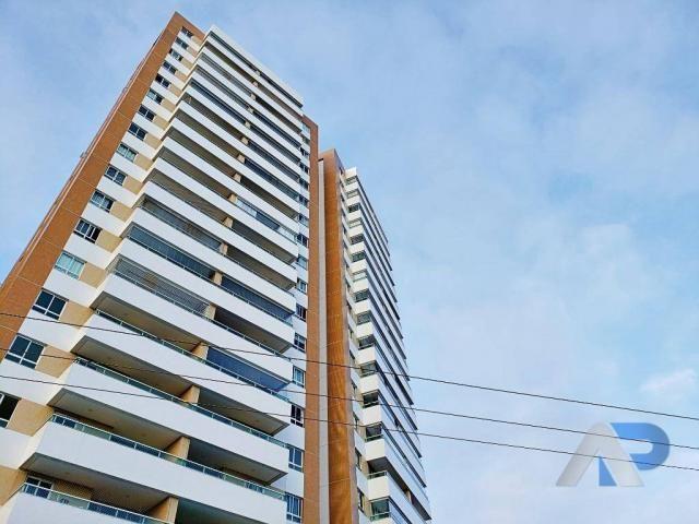 Apartamento com 3 dormitórios à venda, 106 m² por r$ 550.000 avenida cardeal da silva, 182