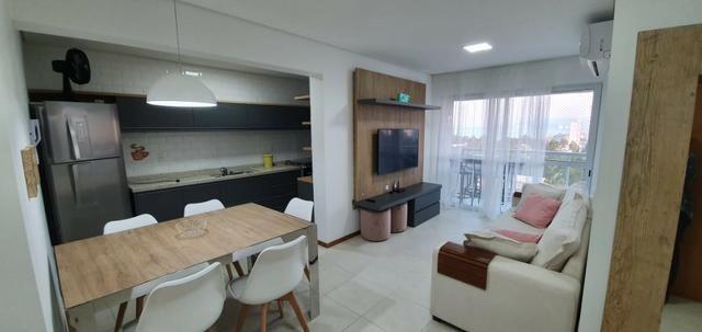 Apartamento Frente Mar, Mobiliado, 2 Quartos, Andar Alto, Balneário Piçarras - Foto 10