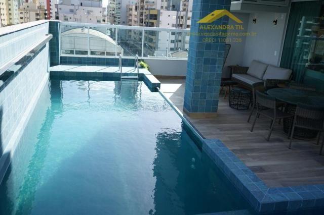 Apartamento à venda com 3 dormitórios em Meia praia, Itapema cod:690 - Foto 17