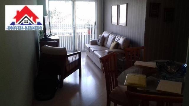 Apartamento residencial à venda, Vila Dayse, São Bernardo do Campo.