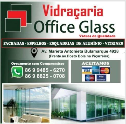 Vidraçaria Office Glass