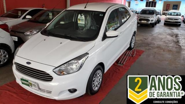 Ford Ka+ Ka Sedan SE 1.5 16v (Flex) FLEX MANUAL