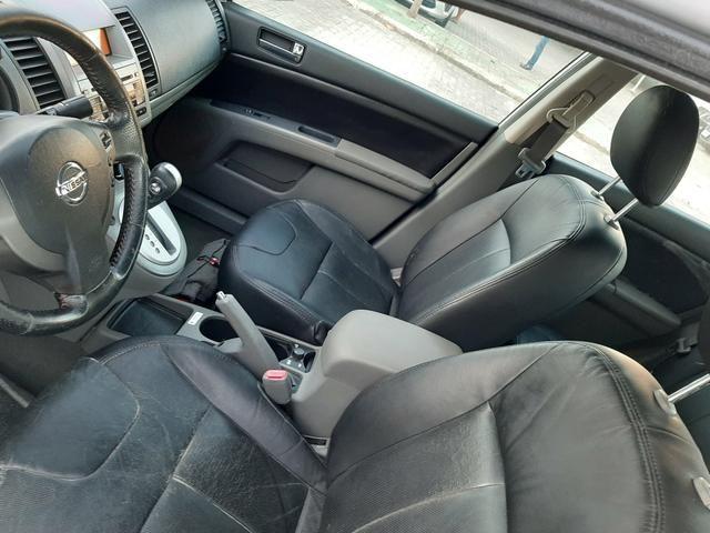 Nissan sentra aut 08 top revisado e com garantia oferta 22.900 impecável - Foto 3