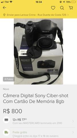 Câmera Semi Profissional - Foto 4