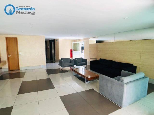 Apartamento com 3 dormitórios à venda, 115 m² por R$ 585.000 - Cocó - Fortaleza/CE - Foto 8