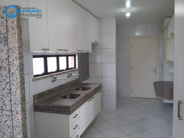 Apartamento com 3 dormitórios à venda, 150 m² por R$ 795.000 - Aldeota - Fortaleza/CE - Foto 13