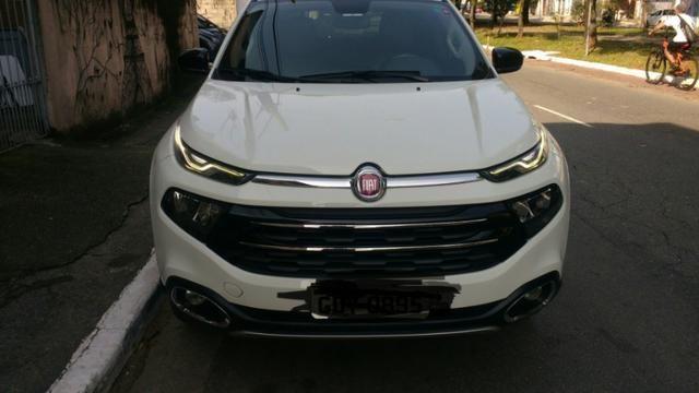 Fiat toro volcano diesel unico dono