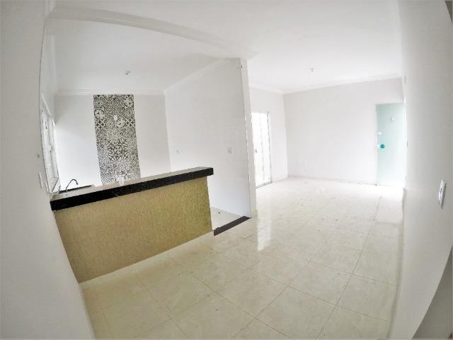 VN215 - Casa Nova com Fino acabamento no Bairro Novo Mundo - Vida Nova - Foto 16