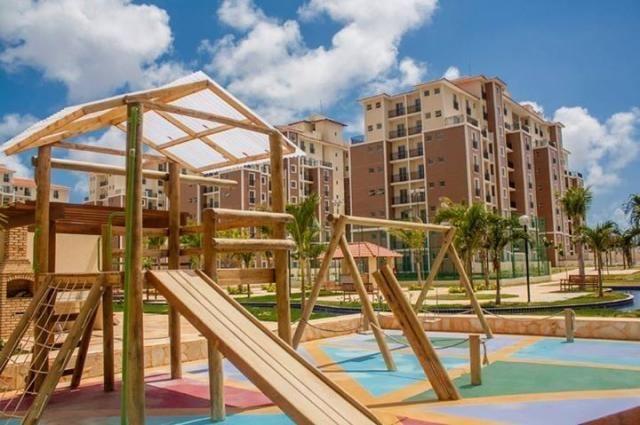 Apartamento Gardem em Lagoa Nova, 2 quartos, Cond Smile - Foto 14