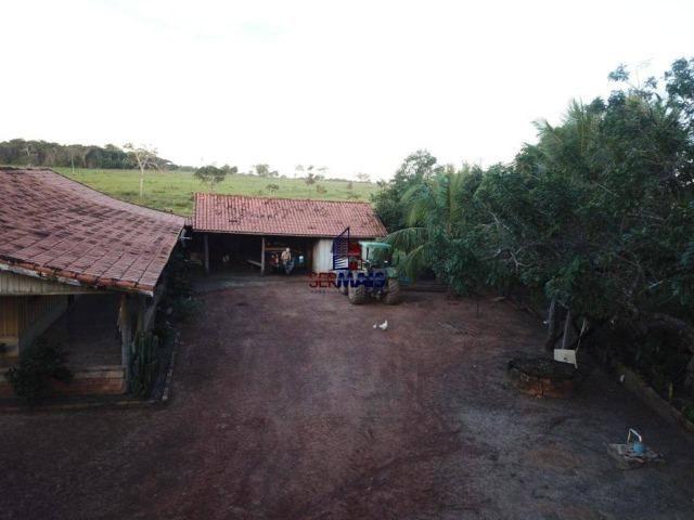 Fazenda à venda, 105 alqueires por R$ 2.625,000 - Alta Floresta D'Oeste/RO - Foto 2