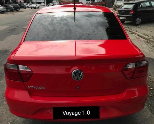 VW Voyage Trendline 1.0 2015 - Foto 17