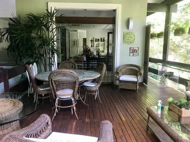 Casa para alugar, 700 m² por r$ 18.000,00/mês - jardim botânico - rio de janeiro/rj - Foto 2
