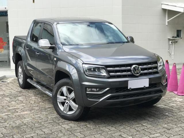 Volkswagen amarok highline tdi 4x4 at 2017, diesel