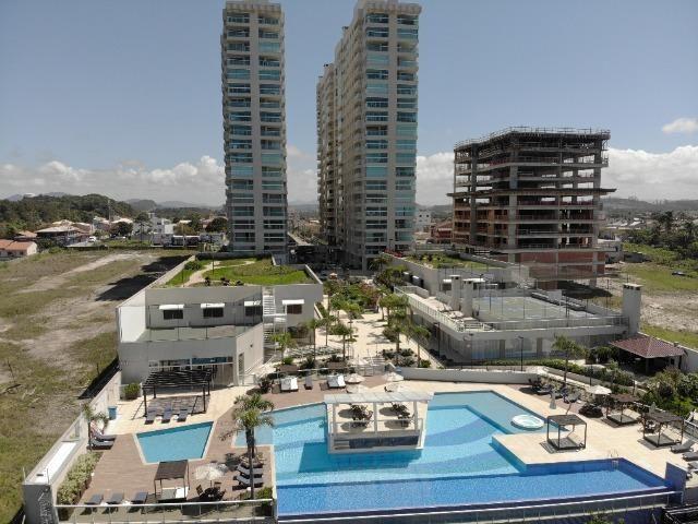 Apartamento Frente Mar, Mobiliado, 2 Quartos, Andar Alto, Balneário Piçarras - Foto 4