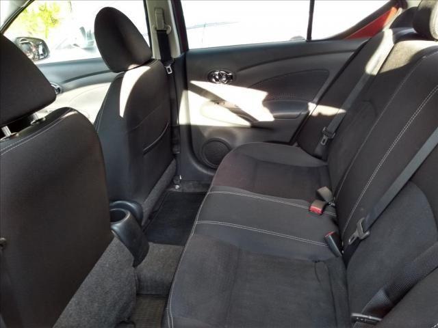 Nissan Versa 1.6 16v Flex Sv 4p Xtronic - Foto 3