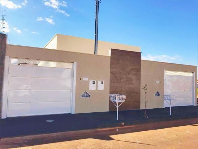 VN215 - Casa Nova com Fino acabamento no Bairro Novo Mundo - Vida Nova - Foto 2