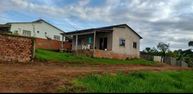 Casa recém construída ( Troco por outra ) - Foto 2