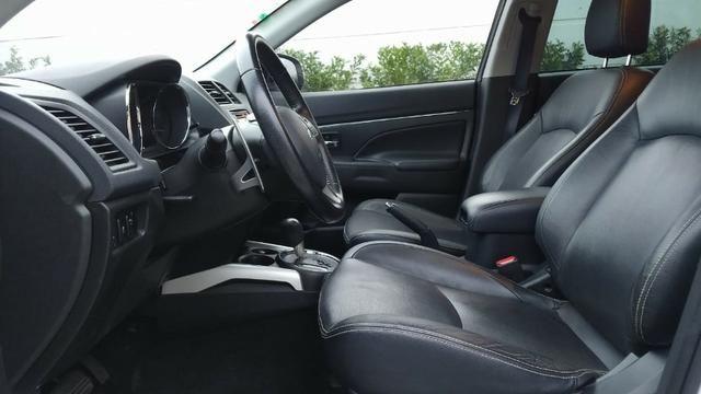 Único Dono ASX 2.0 AWD 4x4 Branca 2014 Particular Impecável Manual Chave Reserva Placa I - Foto 11