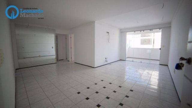Apartamento com 3 dormitórios à venda, 99 m² por R$ 350.000 - Cocó - Fortaleza/CE - Foto 13