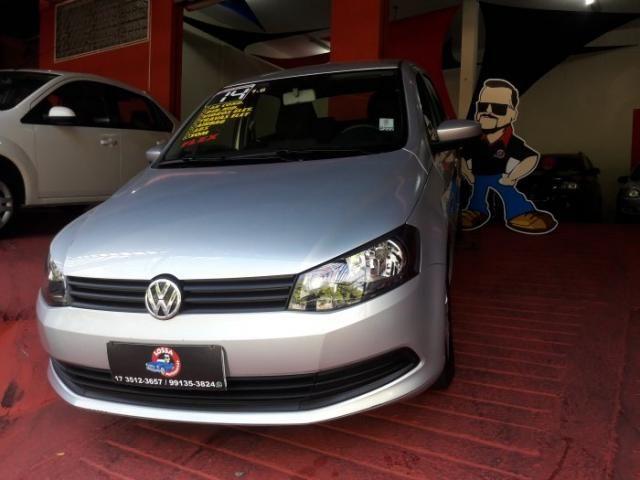 Volkswagen gol 2014 1.6 mi 8v flex 4p manual g.vi