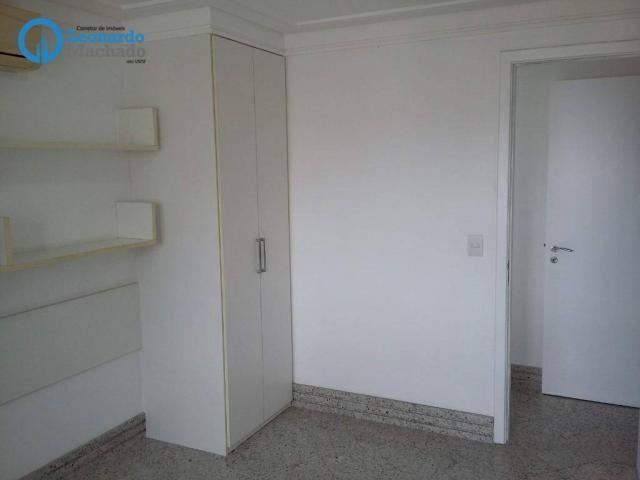Apartamento com 3 dormitórios à venda, 150 m² por R$ 795.000 - Aldeota - Fortaleza/CE - Foto 9