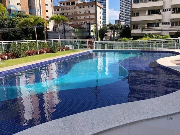 Apartamento com 3 dormitórios à venda, 126 m² por R$ 1.050.000 - Aldeota - Fortaleza/CE - Foto 2