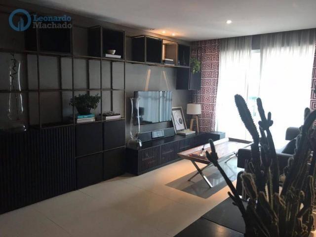 Apartamento à venda, 105 m² por R$ 546.000,00 - Meireles - Fortaleza/CE - Foto 6